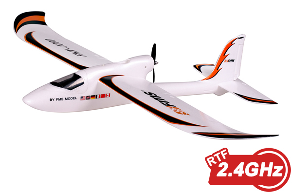 RC Glider - FMS Easy Trainer 1280 RTF 2.4GHz