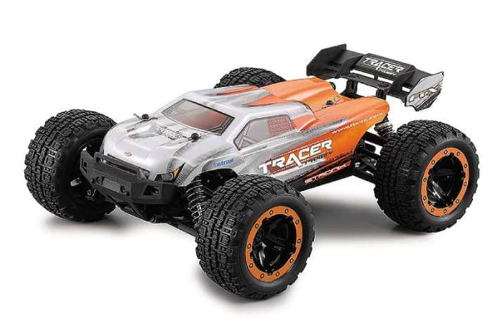 FTX TRACER 1/16 4WD RC TRUGGY TRUCK RTR - ORANGE